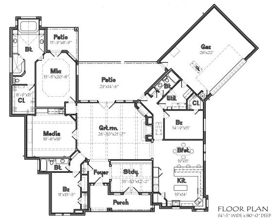 Texas house plans for Texas cabin plans