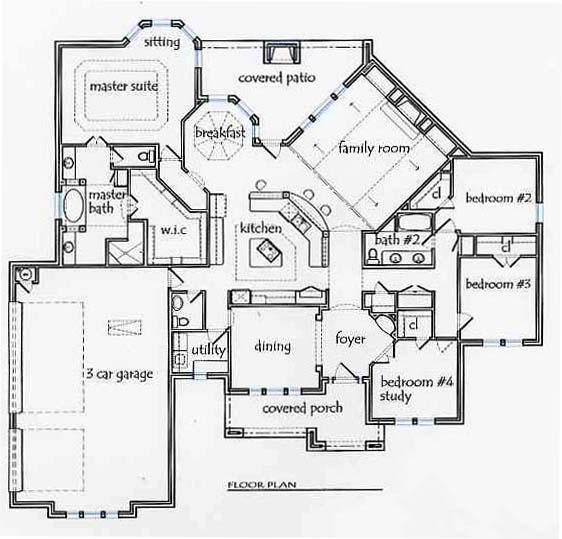 Texas house plans for Texas house designs